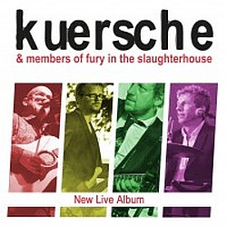 Kuersche & Members of Fury i.t.s. CD Cover